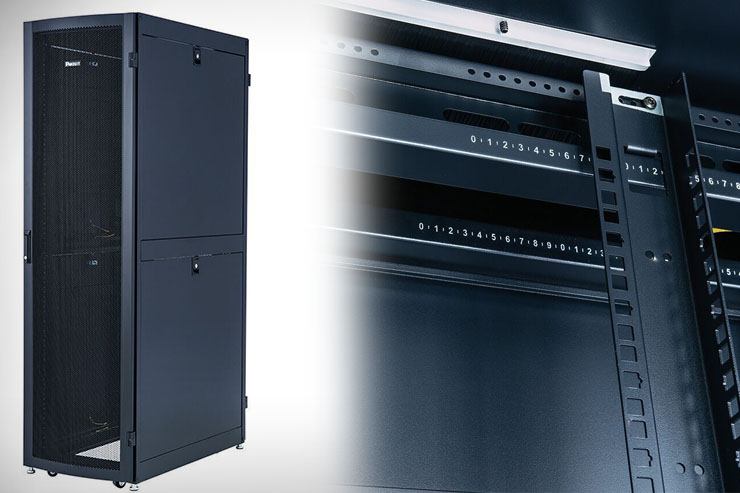 Panduit Net-Verse, armadi per data center scalabili