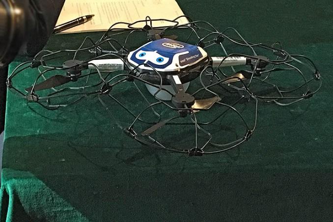 Intel illumina Torino con il primo Drones Show italiano