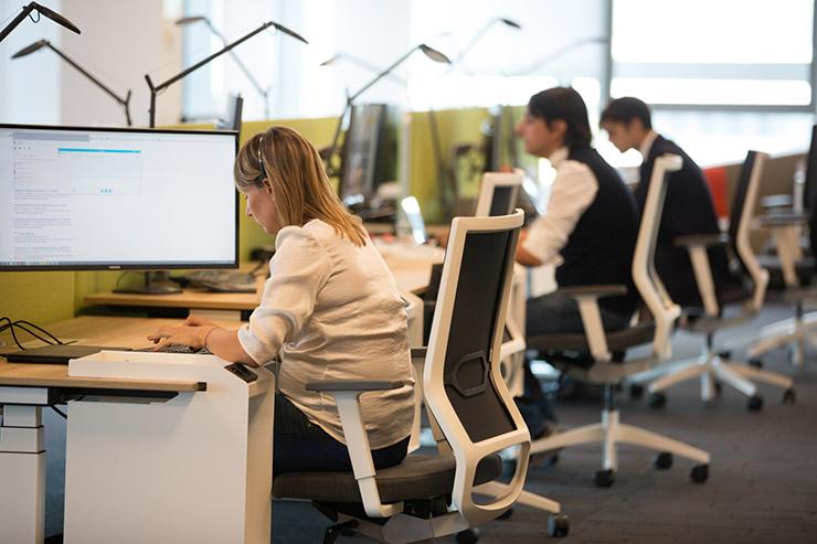 Rumore negli uffici open space? Plantronics cerca la soluzione