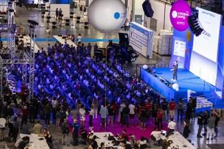 Grande successo per la manifestazione Campus Party Italia 2018