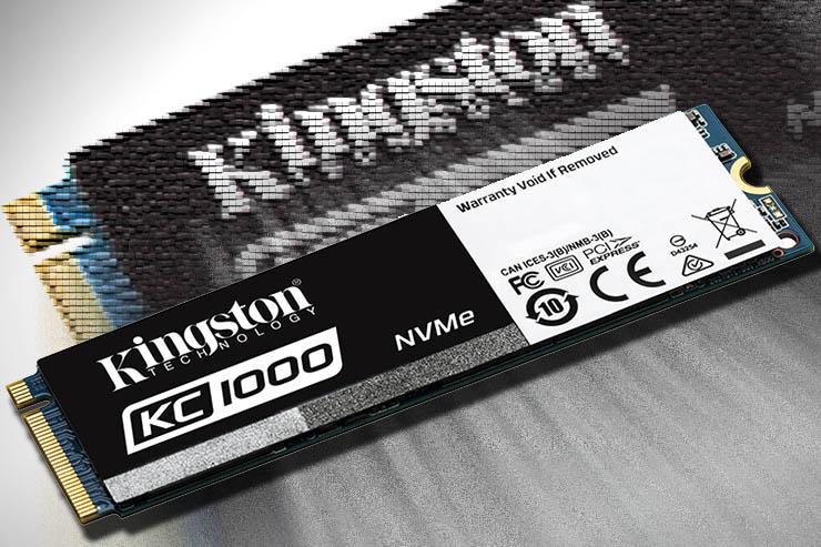 Kingston A1000, storage NVMe veloce e abbordabile