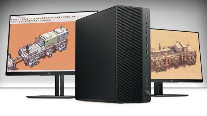 HP Z, arrivano le workstation entry-level ad alte performance