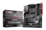 MSI, nuove motherboard B450 per sistemi AMD