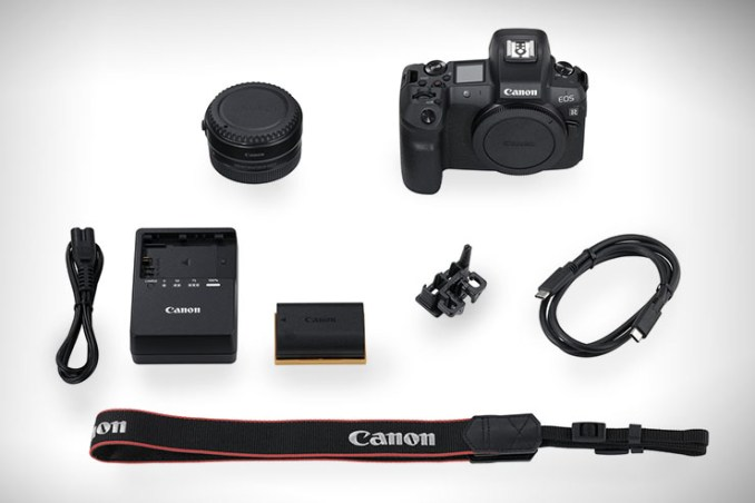 Canon EOS R, la mirrorless full frame che cambia le regole