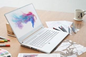 MSI P65 Creator, il notebook progettato per i creativi