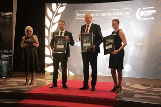 Rosenberger OSI vince l'IT Award 2018 Vogel IT-Medien