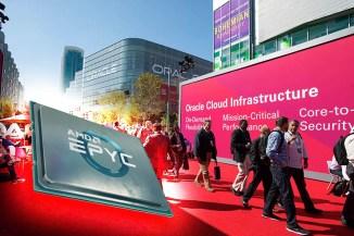Oracle, CPU AMD EPYC per istanze cloud veloci e scalabili