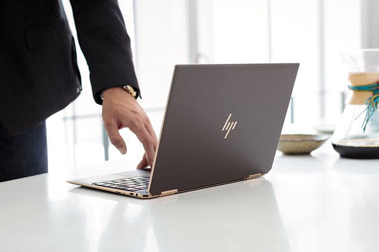 HP EliteBook e Spectre abilitano nuove esperienze d'uso