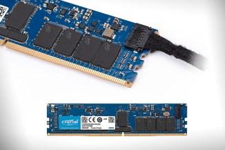 Crucial, arrivano le nuove NVDIMM da 32 GByte per server