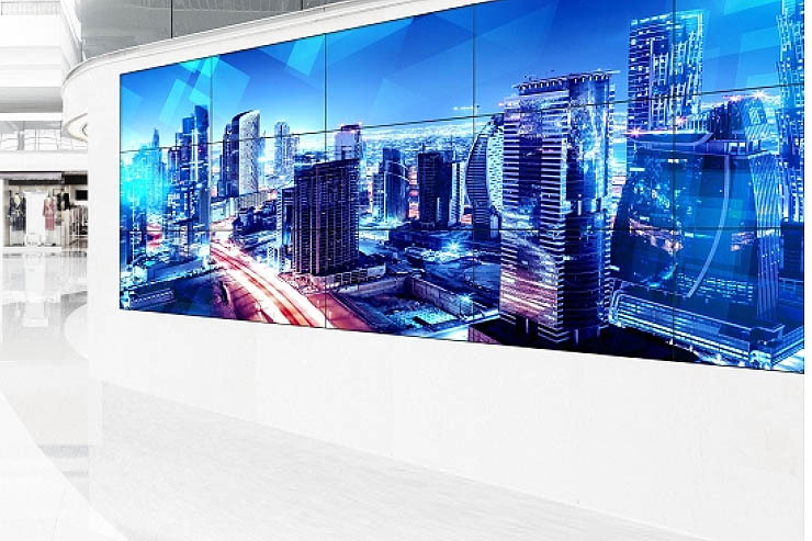 Signage e retail, ecco i videowall multitouch custom Panasonic