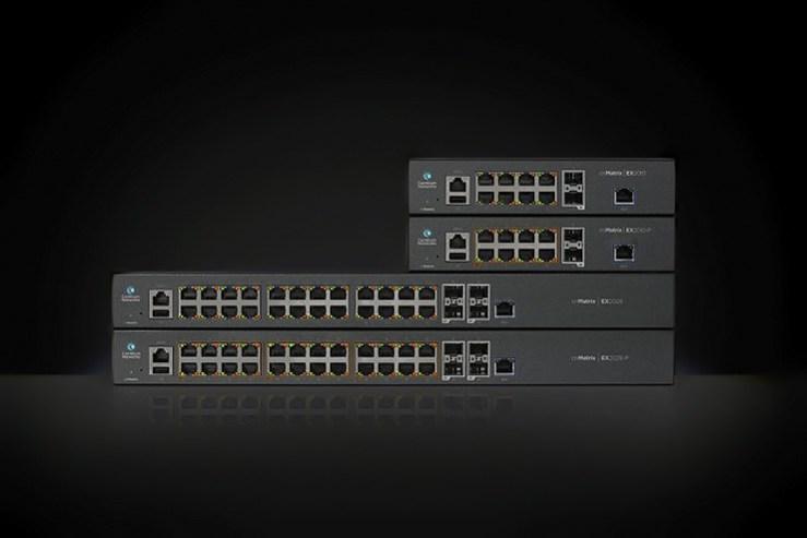 Cambium Networks presenta i nuovi switch enterprise cnMatrix