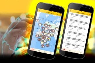 DHL migliora ancora Resilience360 e lancia l'app mobile