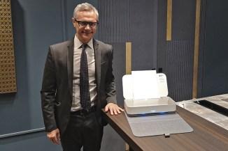 HP Tango, la stampante wireless elegante e compatta