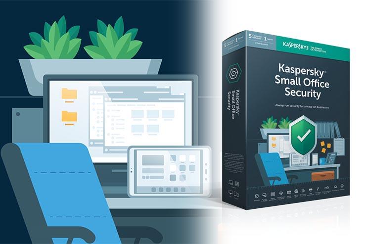 Kaspersky Small Office Security, protezione per le microimprese