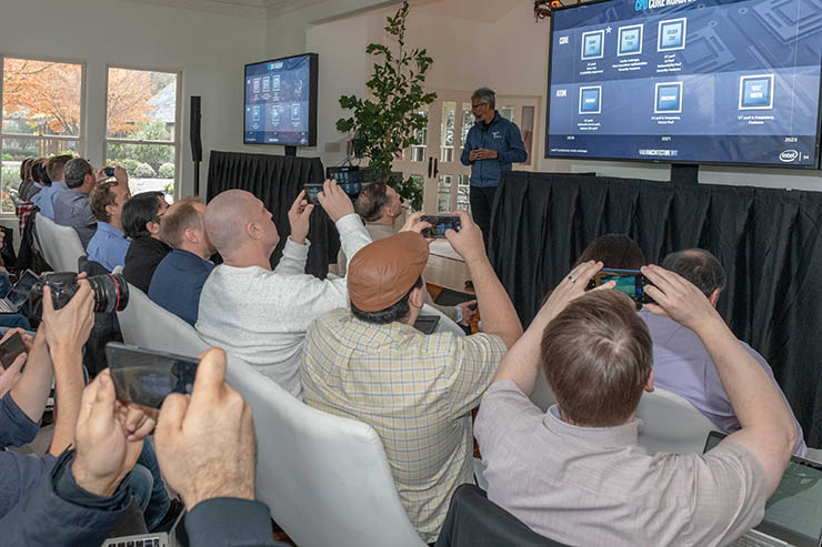 Tutte le novità viste e sentite all'Intel Architecture Day