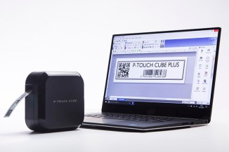 La nuova P-touch Cube Plus Brother organizza la vita in ufficio