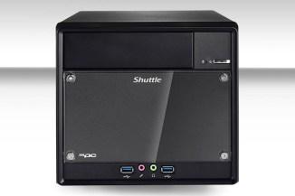 Shuttle SH310R4 eredita il successo della serie XPC Cube