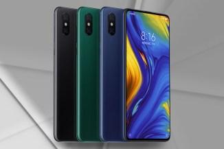 Xiaomi, presentata la versione 5G dello smartphone Mi MIX 3
