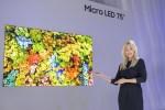 Samsung, al CES 2019 gli schermi del futuro con Micro LED