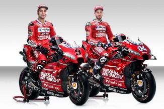 NetApp sponsorizza Ducati anche per il Mondiale MotoGP 2019