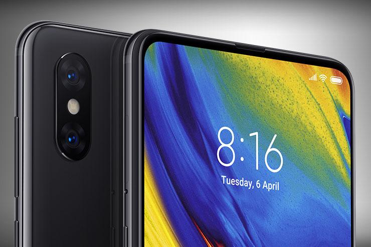 Xiaomi porta in Italia lo smartphone flagship Mi MIX 3