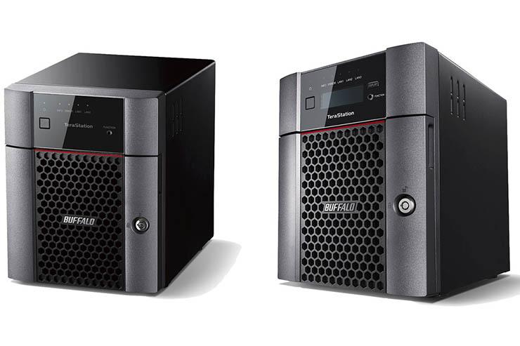 Buffalo, le serie 5010 e 3010 supportano Microsoft OneDrive