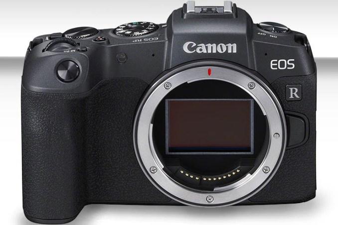 Canon, presentata la nuova mirrorless full frame EOS RP