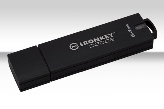 Kingston IronKey D300S, mobilità in totale sicurezza