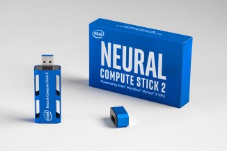 Intel Neural Compute Stick 2, deep learning per l'IoT