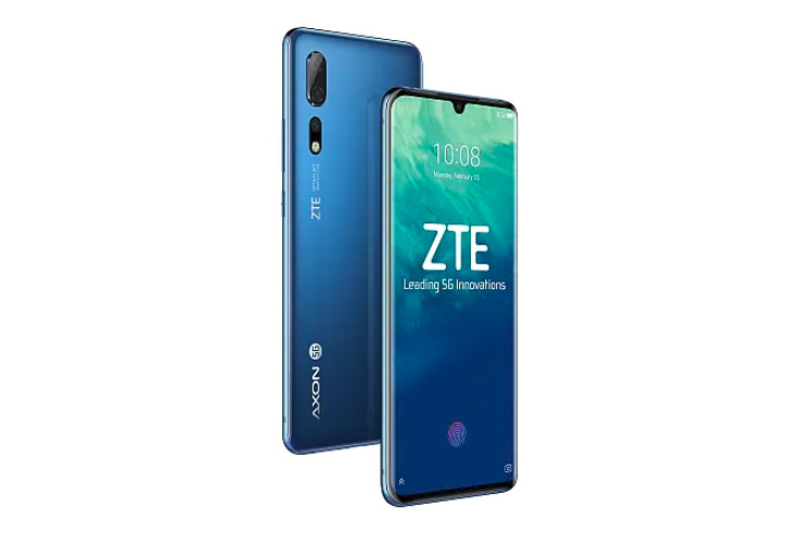 MWC 2019, ZTE svela il top di gamma Axon 10 Pro 5G