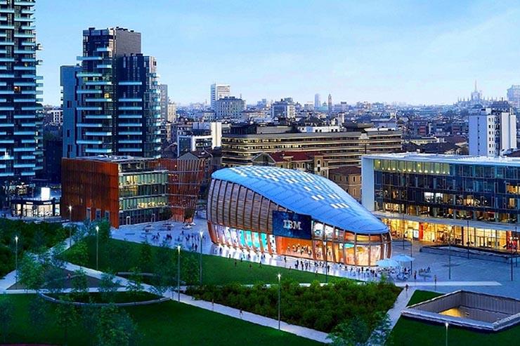 Tecnologia e design: a Milano apre IBM Studios