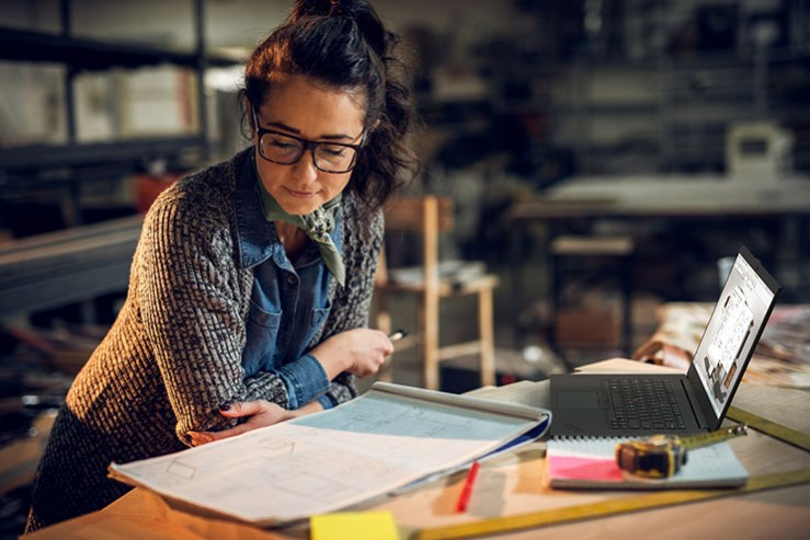 ThinkPad P1, Lenovo rinnova il concetto di workstation mobile