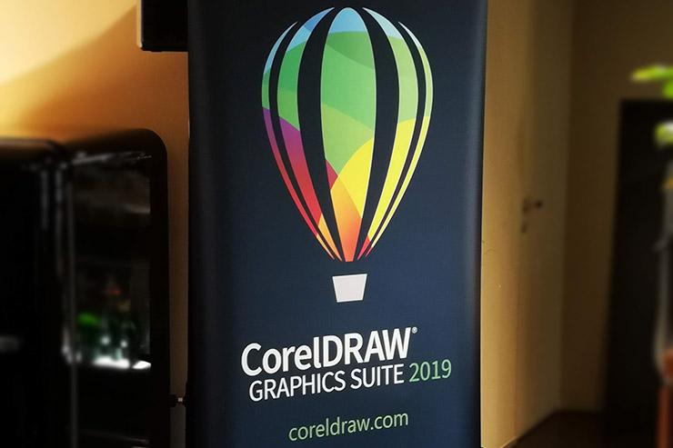 CorelDRAW Graphic SUITE 2019, la rivoluzione per i creativi