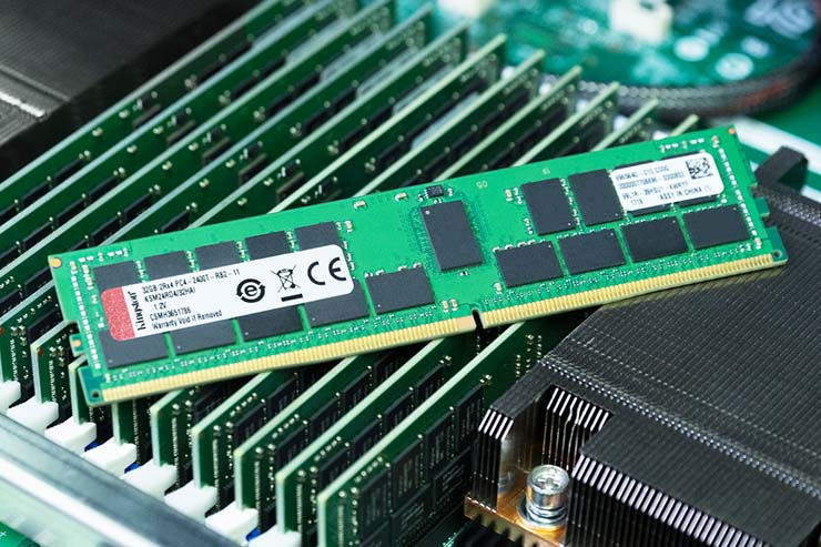 Kingston Premier Server DIMM, compatibili con Intel Purley