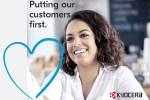 Kyocera Document Solutions, ecco la nuova brand identity