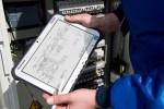 Tablet rugged FZ-G1 Panasonic per gli ingegneri di Centrica