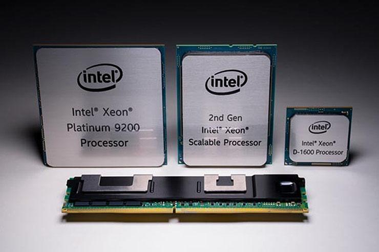 Xeon e Optane ma non solo, tante novità Intel per datacenter