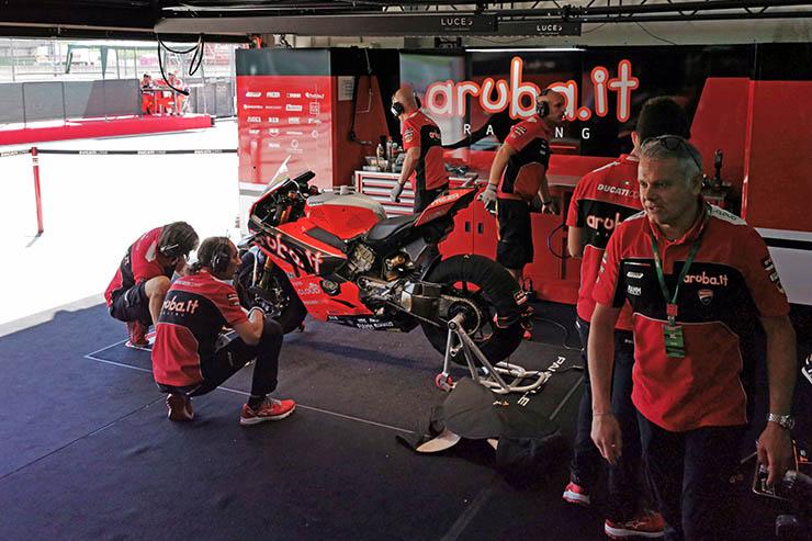 Aruba e Lenovo per Ducati Motor Holding