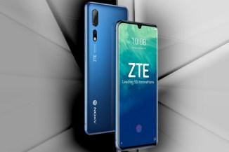 Il primo smartphone 5G che arriva in Cina è targato ZTE