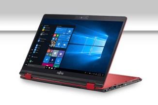 Leggerezza e potenza per il convertibile Fujitsu Lifebook U939X