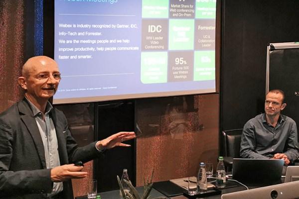 Cisco Cognitive Collaboration facilita la comunicazione