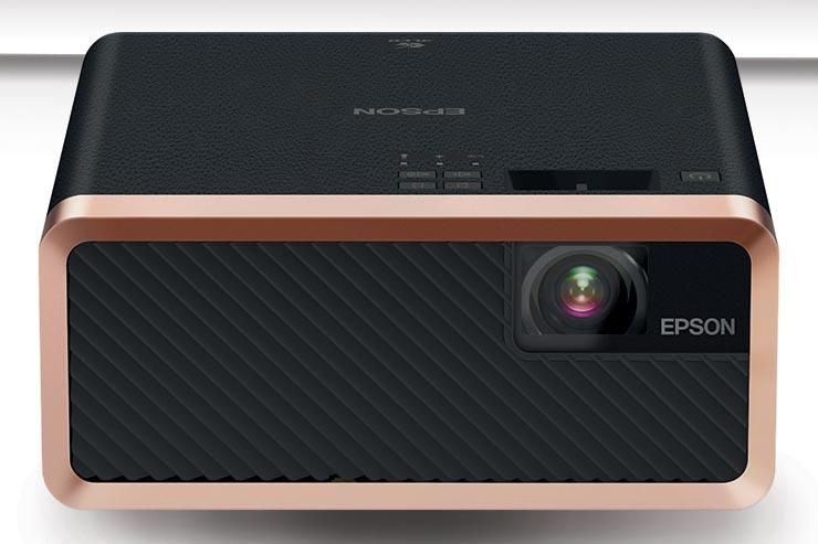 Epson EF-100W/B, il videoproiettore 3LCD compatto