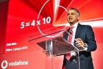 Vodafone è la prima società a lanciare il 5G in Italia
