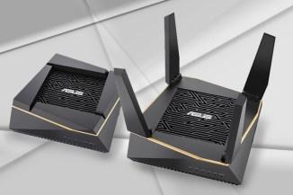 Asus svela le soluzioni Wi-Fi 6 e AiMesh AX6100