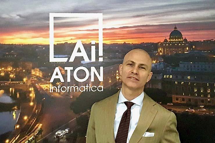 Aton Informatica nomina Luigi Maracino Cyber Security Manager