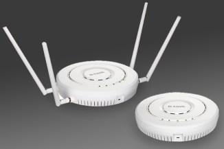 Da D-Link due access point Wave 2 unificati pensati per le PMI