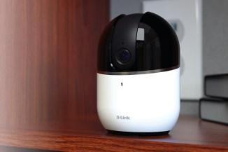 D-Link, ecco DCS-8515LH per una casa videosorvegliata di design