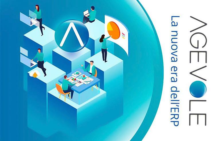 Arriva AGEVOLE l'ERP intelligente per device di SB Italia