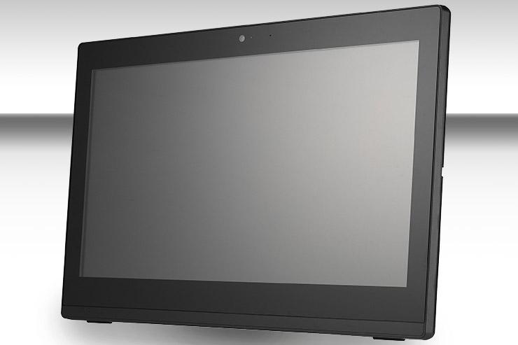 Shuttle XPC P90U, il barebone touch-screen fanless