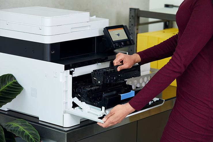 Canon aggiorna la gamma di stampanti laser i-SENSYS